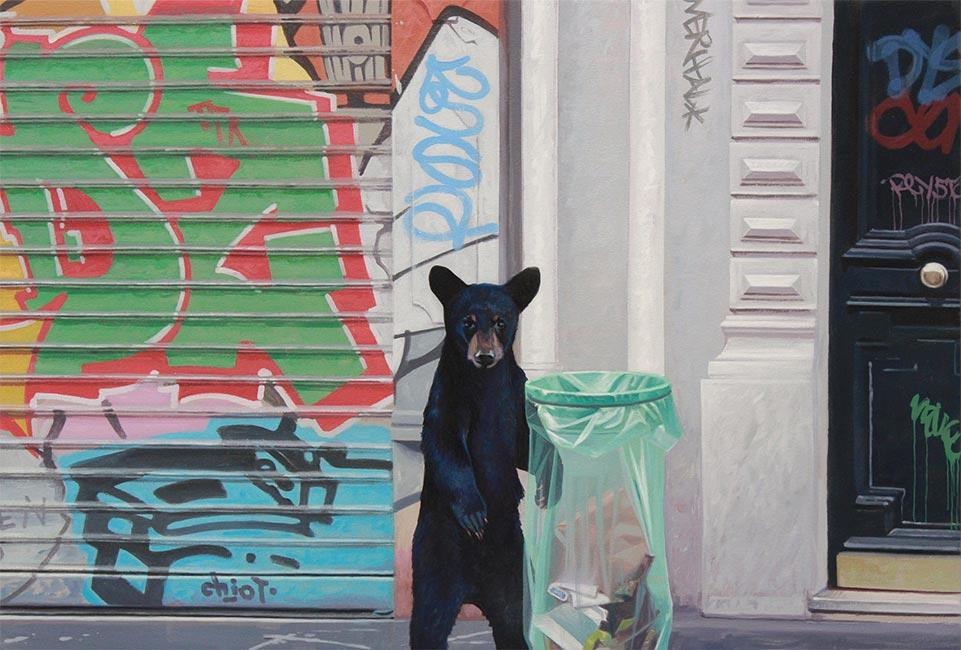 Kevin Peterson - Black Bear