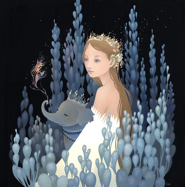 Amy Sol – The Dreamworld Whispers Gently – Artist Profile