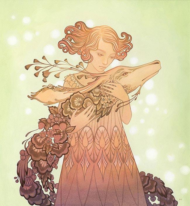 Amy Sol - Garden Spirit