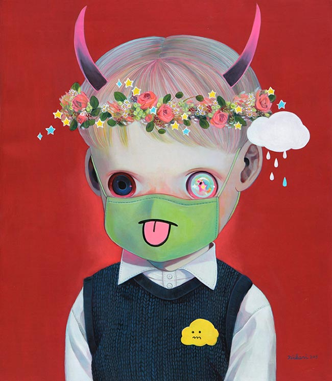 Hikari Shimoda - Children of this Planet 11