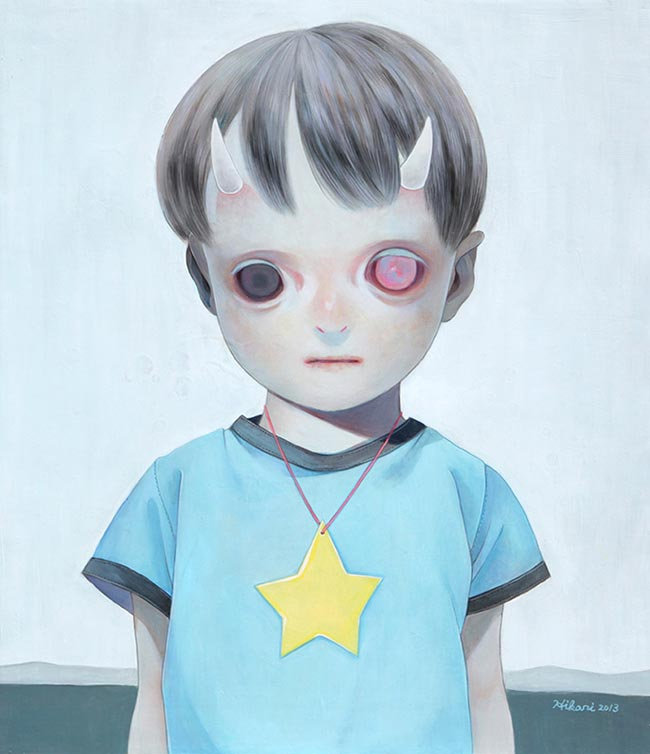 Hikari Shimoda - Children of this Planet 12