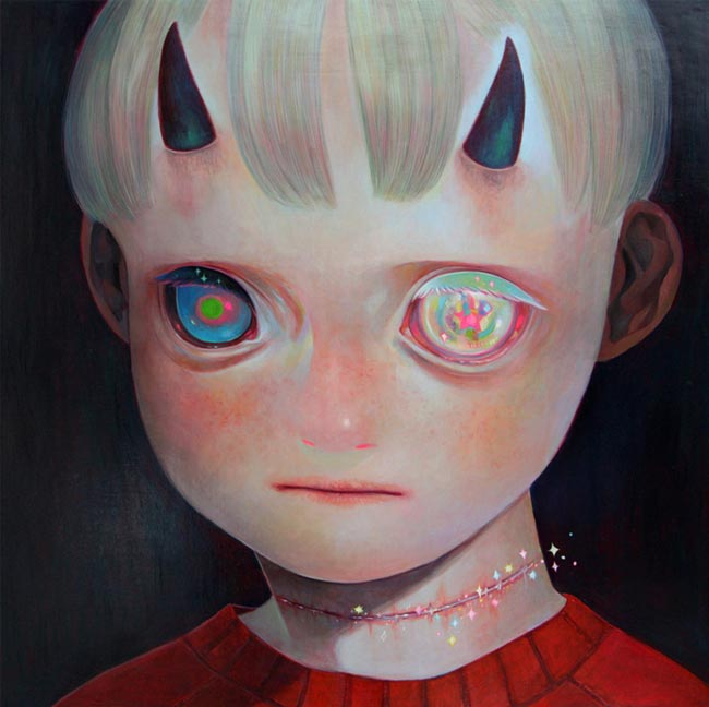 Hikari Shimoda - Whereabouts of God 2
