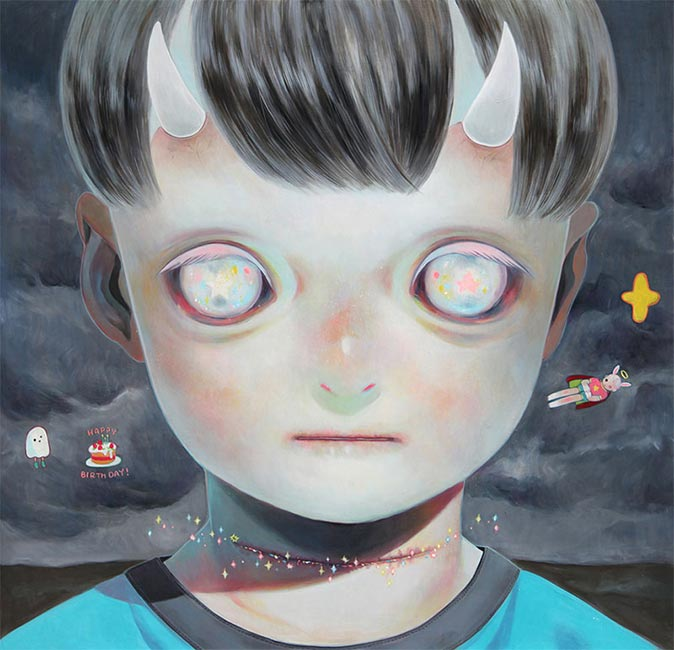 Hikari Shimoda – Fantasy Meets Reality – Artist Profile