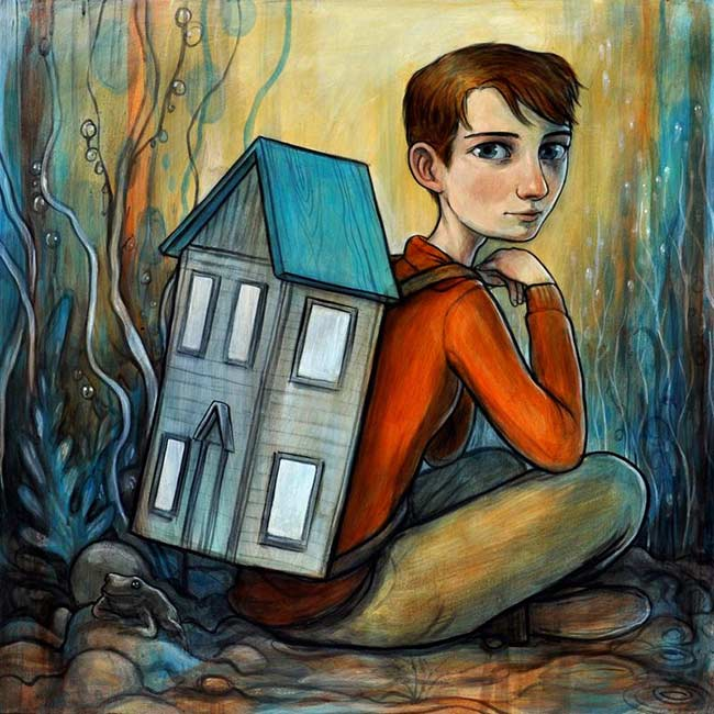 Kelly Vivanco - At Home