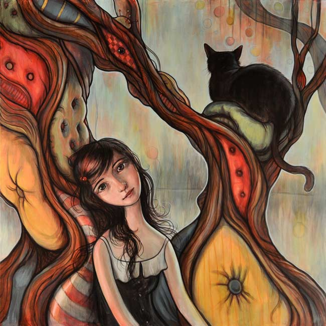 Kelly Vivanco - Cushion Tree