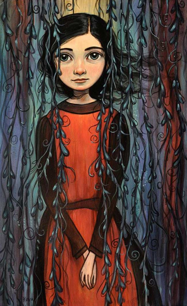 Kelly Vivanco - Dark Vines