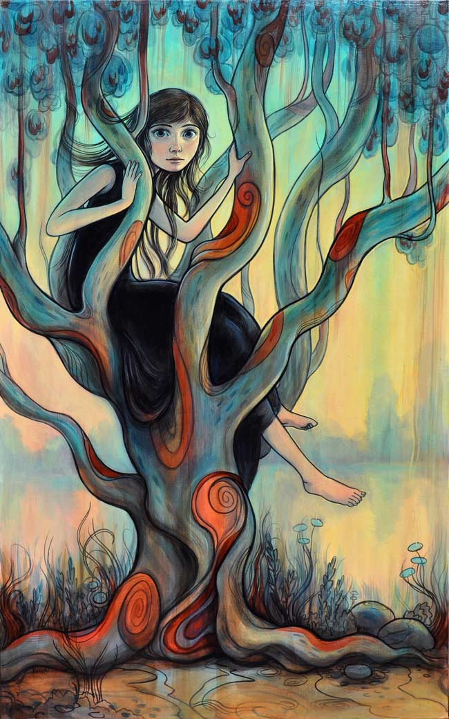 Kelly Vivanco - Her Favorite Tree