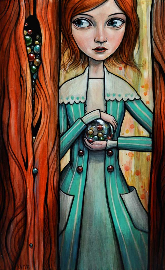 Kelly Vivanco - Hiding Place