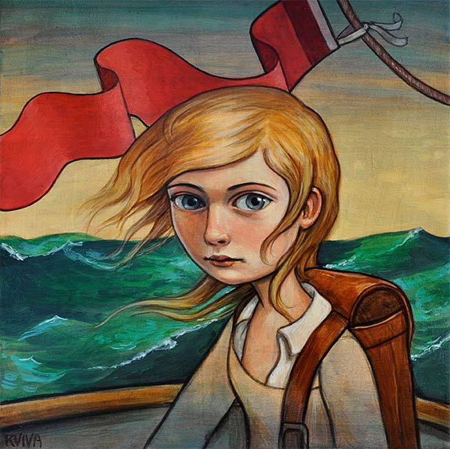 Kelly Vivanco - High Seas