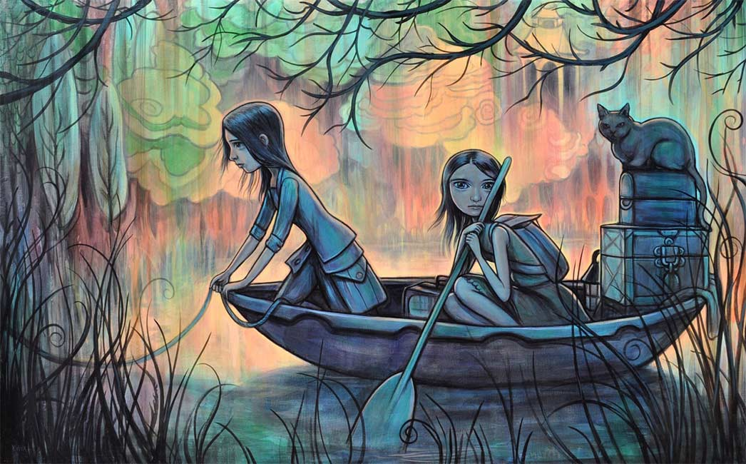 Kelly Vivanco - Mooring