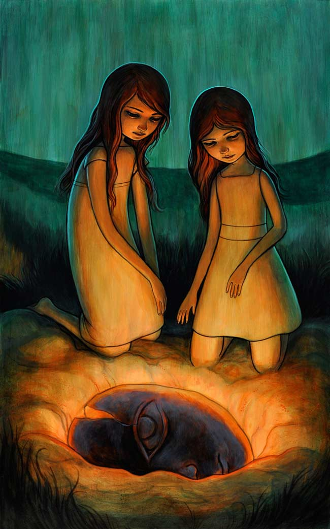 Kelly Vivanco - Mystery in the Sand