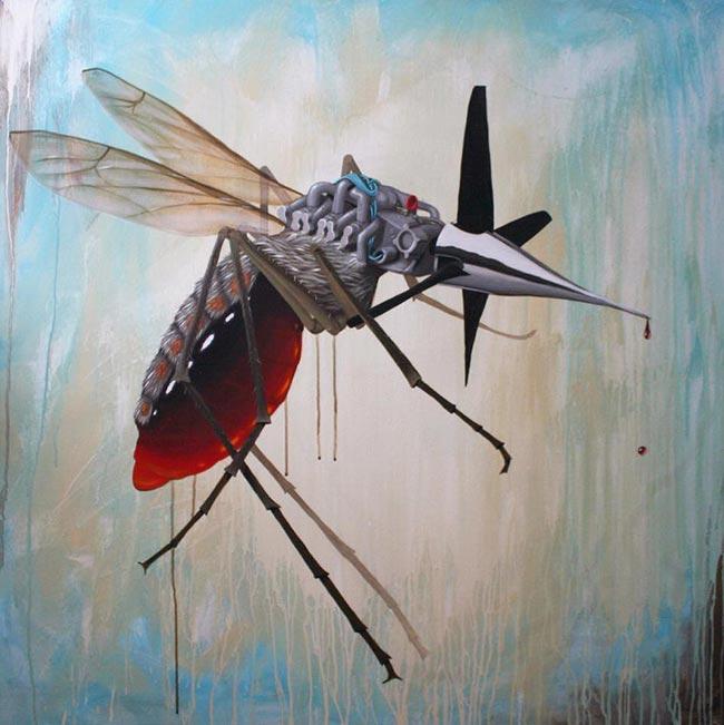 Robert Bowen - Mosquito