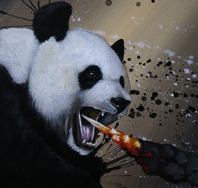 Robert Bowen - Pandamonium