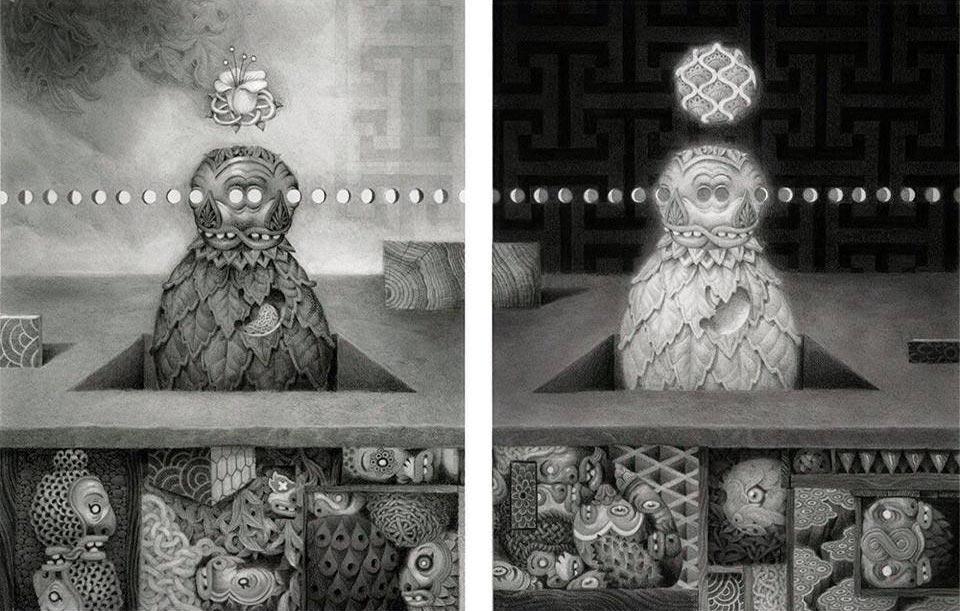 Robert MacKenzie - Exhumation I & II