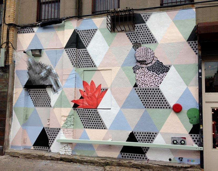 Robert MacKenzie - RVMP Mural (60N 6th Street - 1)