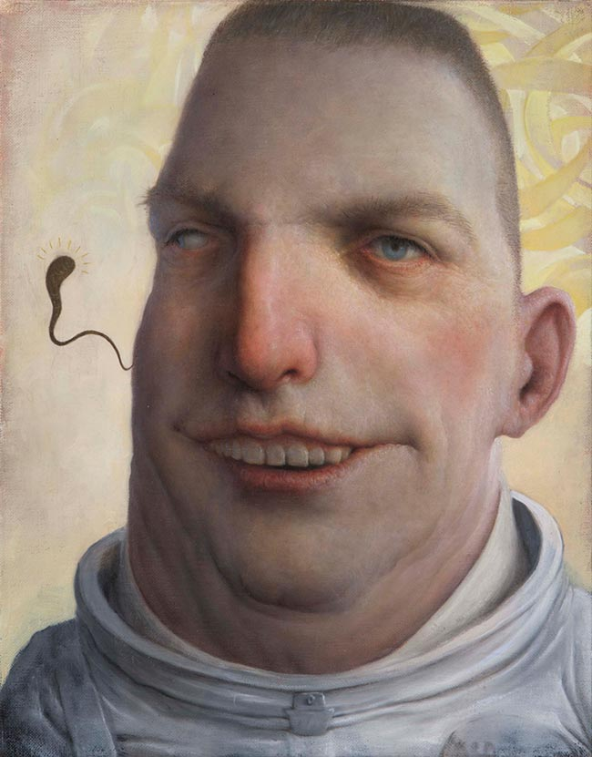 Chris Leib - Astronaut