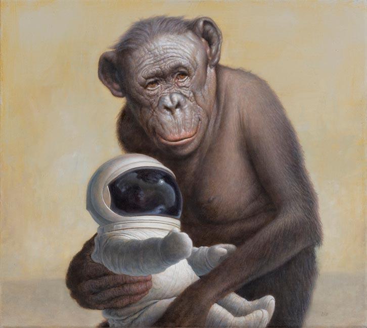 Chris Leib - Bonobo Baby