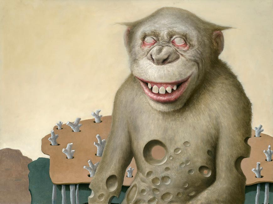 Chris Leib - Cheesy Chimp