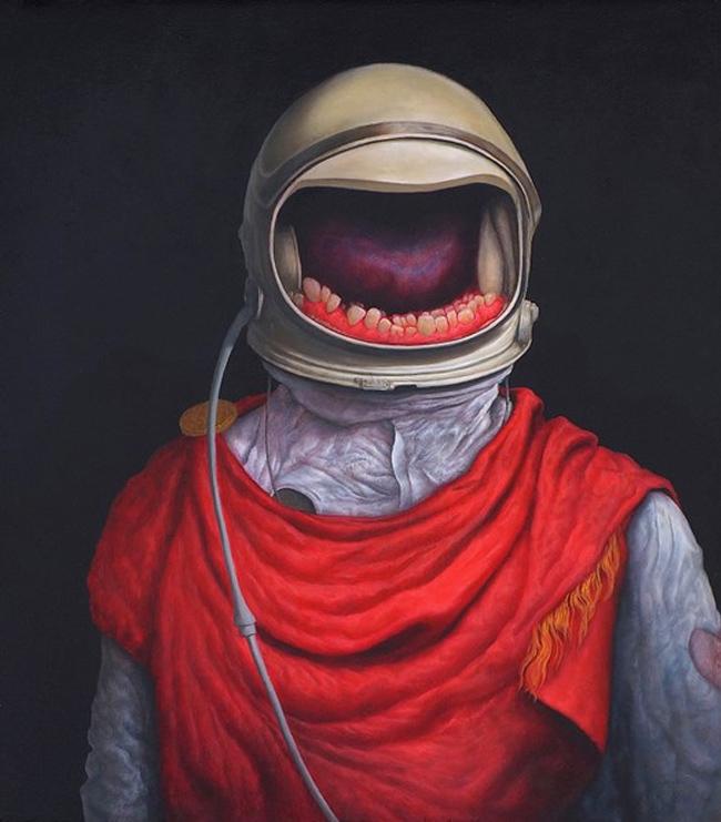 Chris Leib - Neronaut 4 - Cosmic Teefs