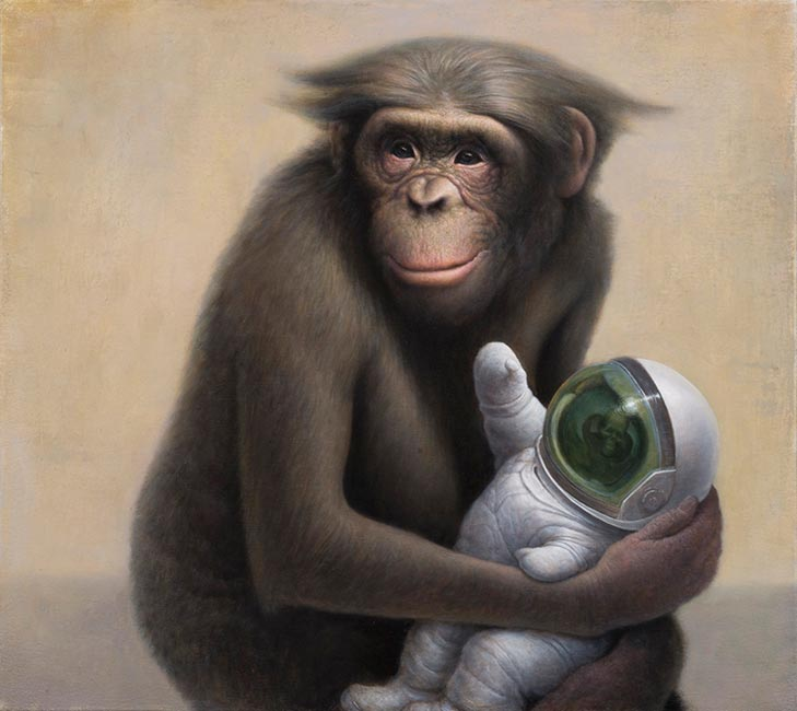 Chris Leib - Reach Out and Touch Face