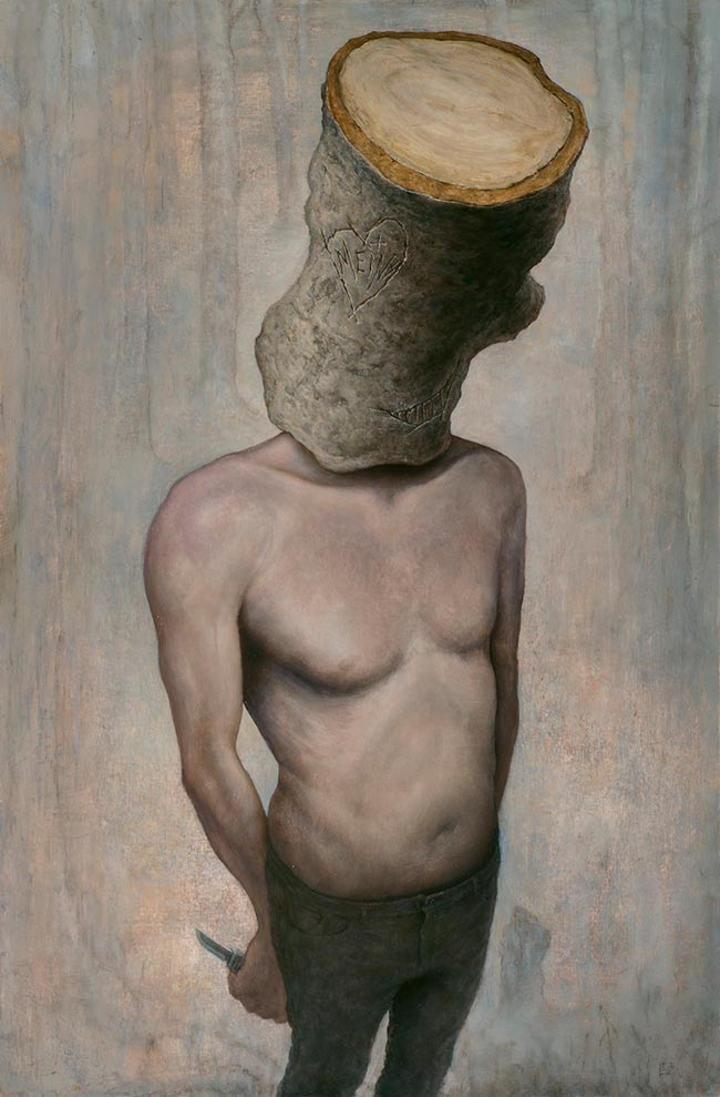 Chris Leib - Stump Head