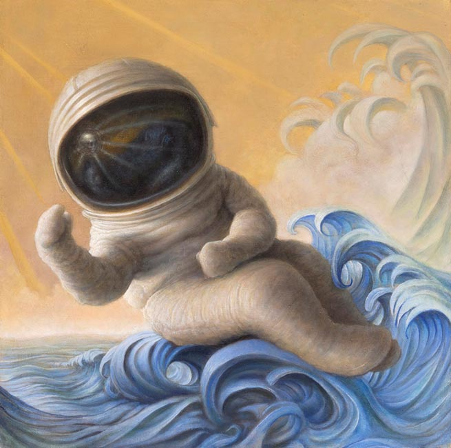 Chris Leib - Surfrider
