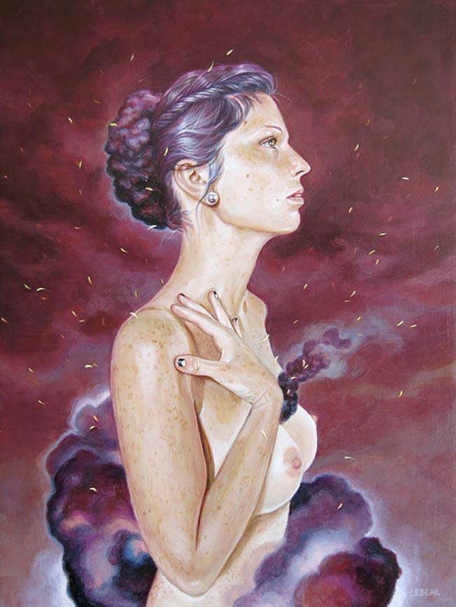 Edith Lebeau - Aurora