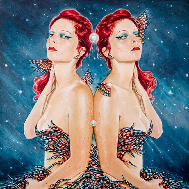 Edith Lebeau - Gemini