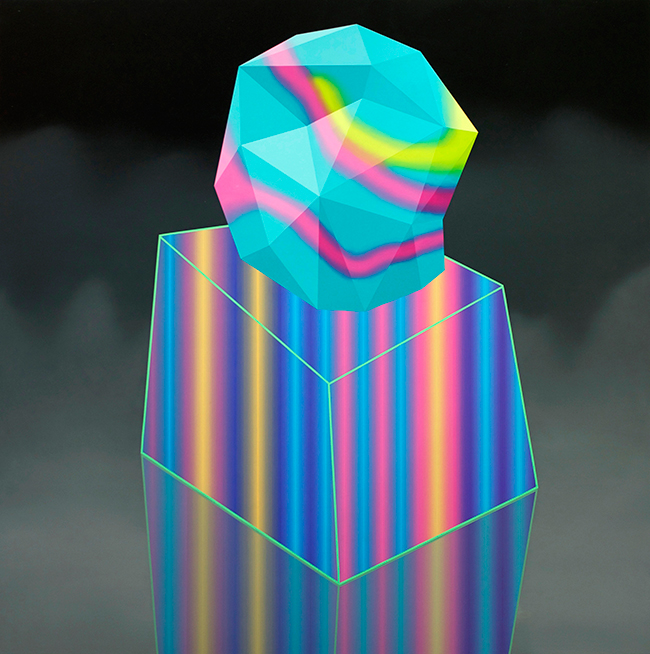Jaime Brett Treadwell - Refraction