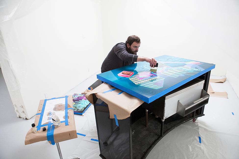 Jaime Brett Treadwell - Studio 3