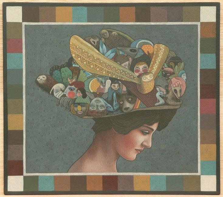 Pamela Tait - The Hat