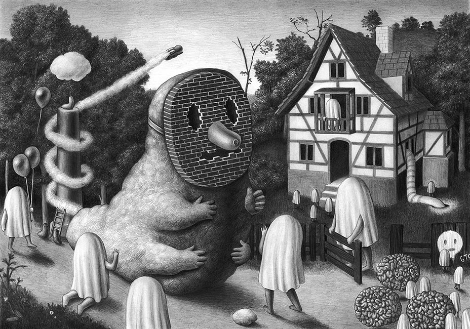 Amandine Urruty - Caterpillar