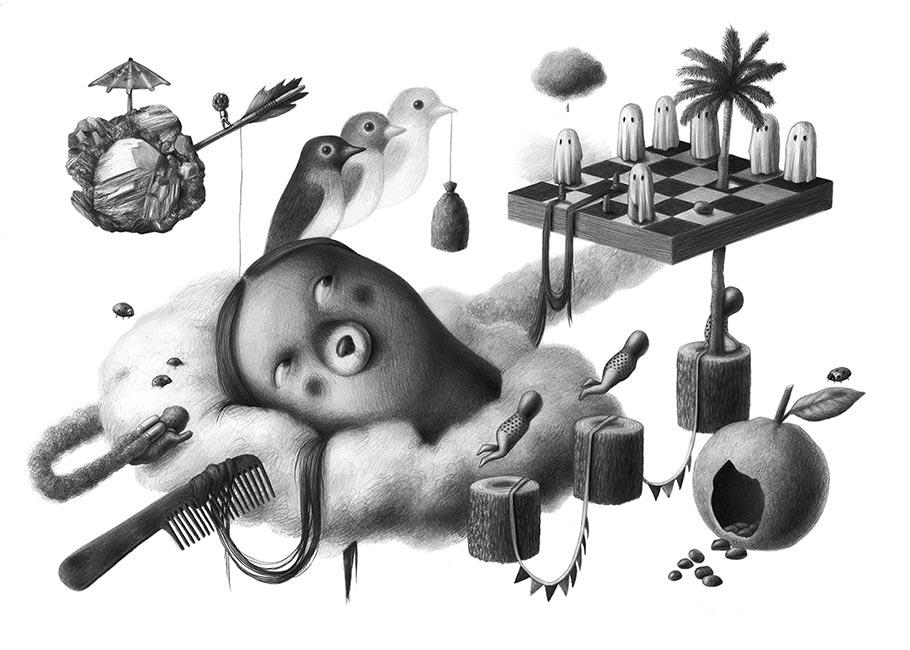 Amandine Urruty - Chess