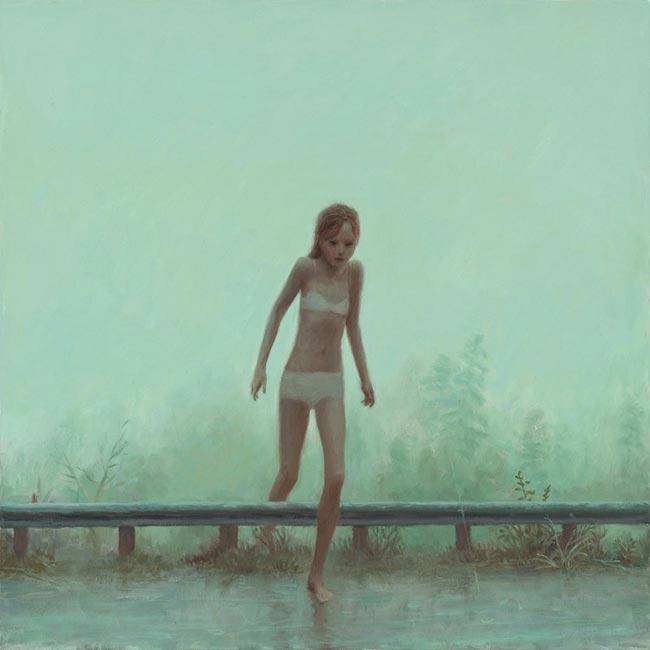 Aron Wiesenfeld - Flood