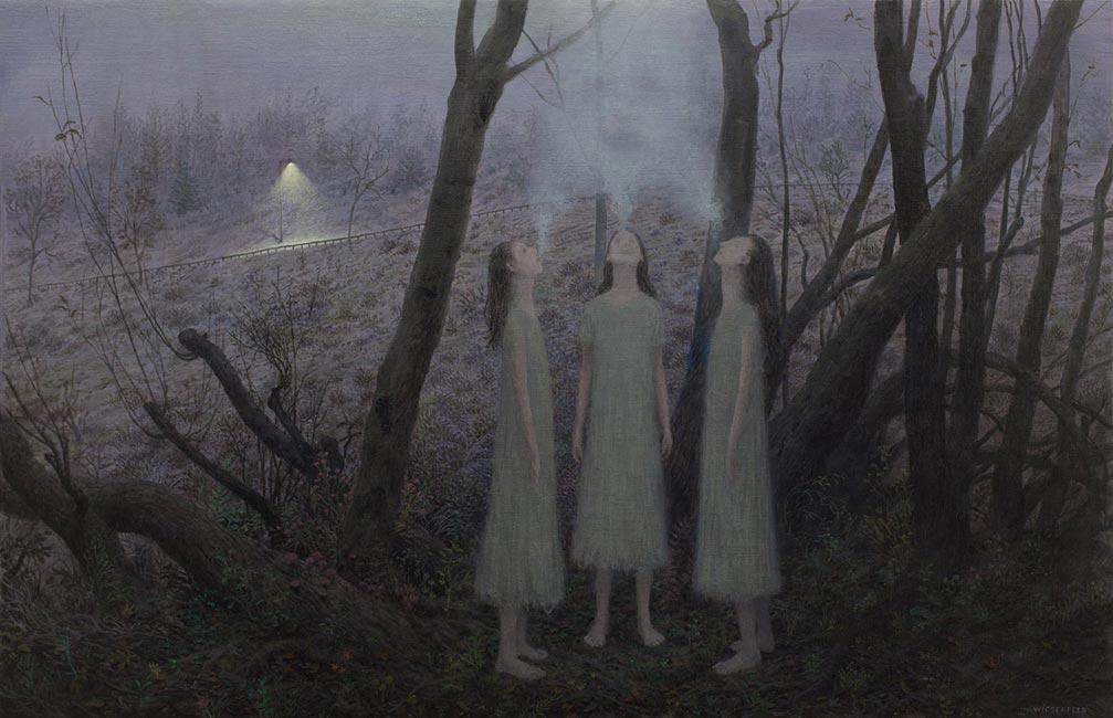 Aron Wiesenfeld - Fog