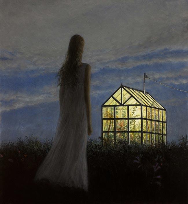 Aron Wiesenfeld - Greenhouse