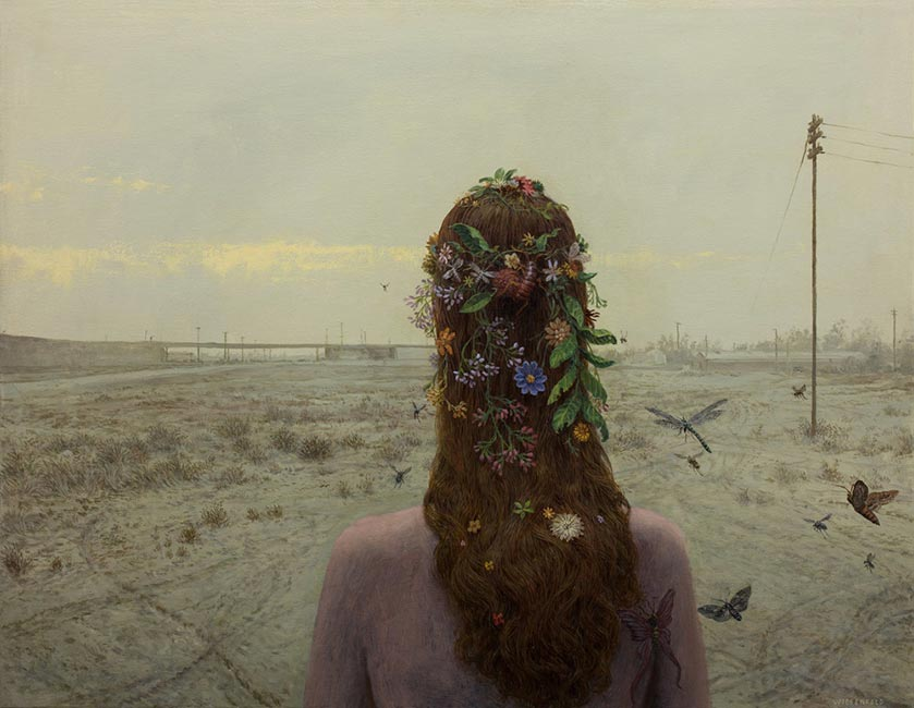 Aron Wiesenfeld – The Other Side of the River – Artist Profile