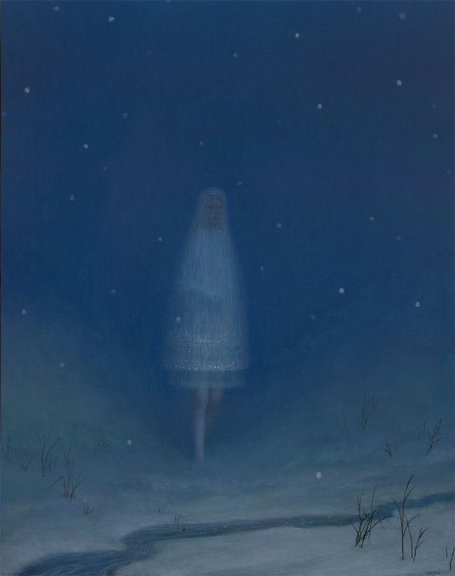 Aron Wiesenfeld - Snow as a Girl