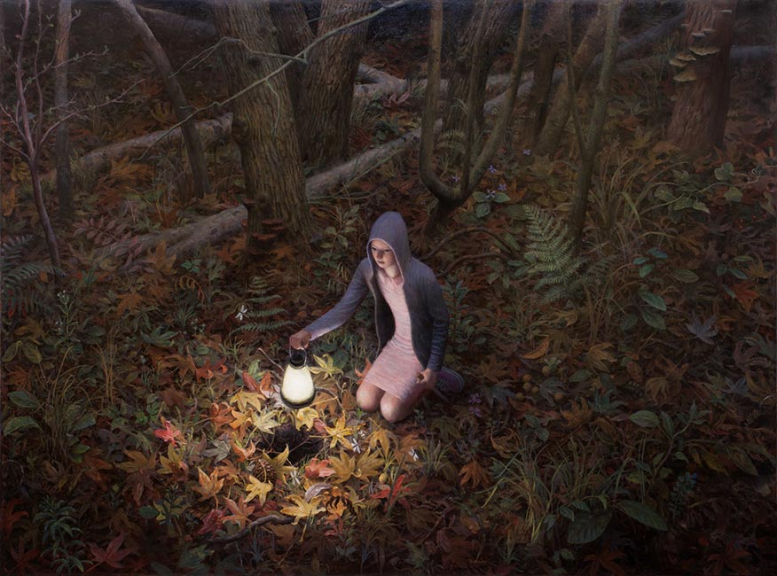 Aron Wiesenfeld - The Well