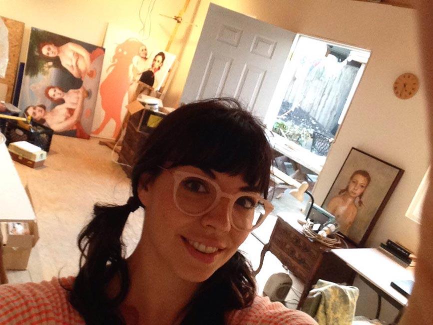 Dorielle Caimi - Studio 4