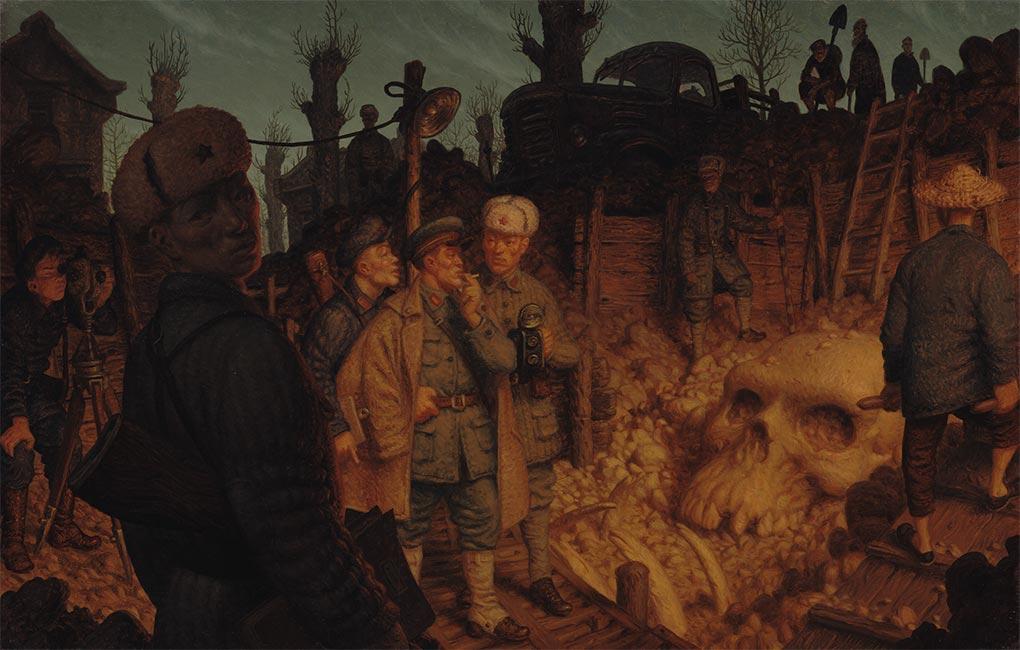 Peter Ferguson - The PLA Found a Giant