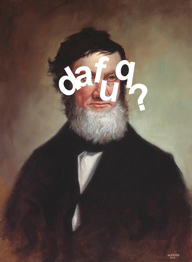 Shawn Huckins – The American _tier – Artist Interview
