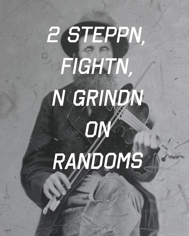 Shawn Huckins - Marshall Cottrell: Two Stepping