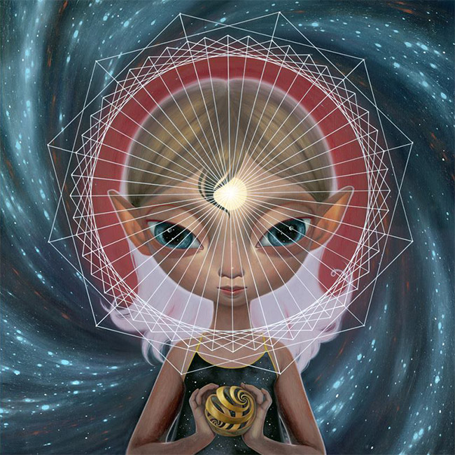 Ana Bagayan - Message from Inner Earth