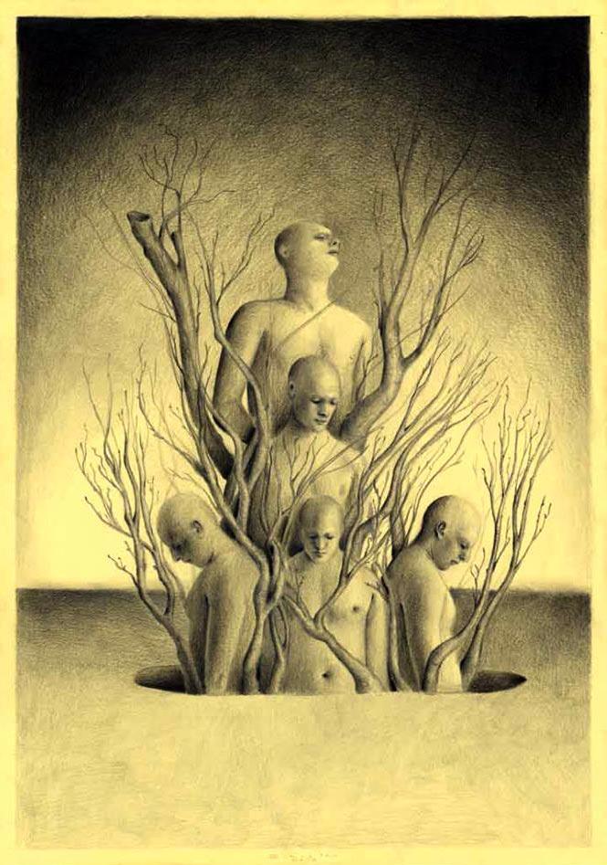 Alessandro Sicioldr - The Abyssal Tree