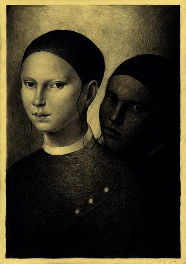 Alessandro Sicioldr - The Shadow