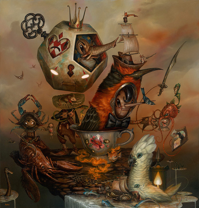 Greg 'Craola' Simkins – Where Am I? – Artist Interview