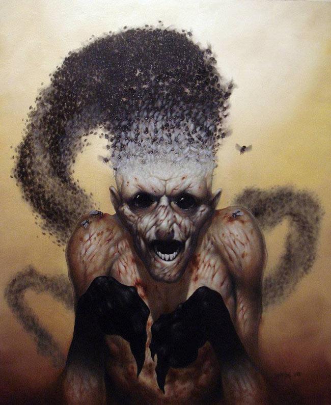 Dan Harding - Pestilence
