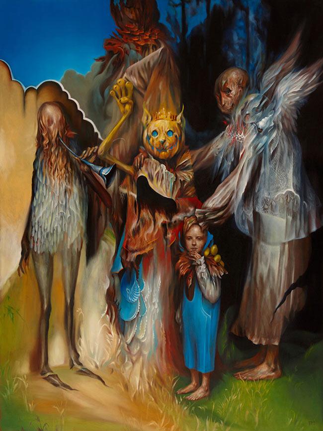 Esao Andrews - Blithe Spirits