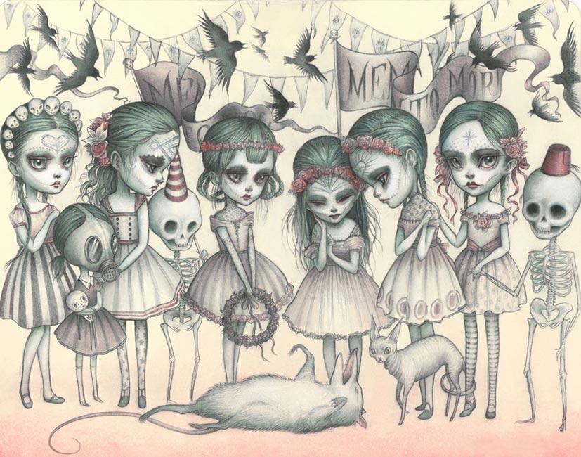 Mab Graves - Memento Mori